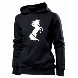 Bluza damska Horse on hind legs