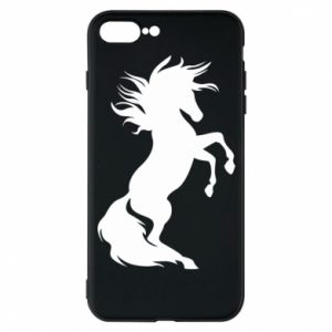 Phone case for iPhone 7 Plus Horse on hind legs