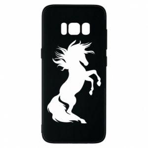Etui na Samsung S8 Horse on hind legs
