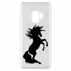 Etui na Samsung S9 Horse on hind legs