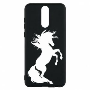 Phone case for Huawei Mate 10 Lite Horse on hind legs