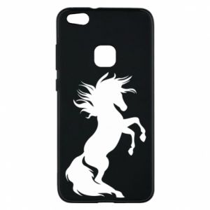 Phone case for Huawei P10 Lite Horse on hind legs