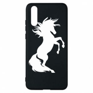 Phone case for Huawei P20 Horse on hind legs