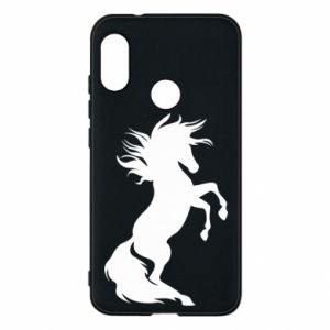 Phone case for Mi A2 Lite Horse on hind legs