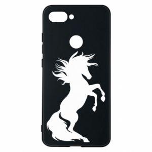 Phone case for Xiaomi Mi8 Lite Horse on hind legs