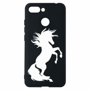 Phone case for Xiaomi Redmi 6 Horse on hind legs