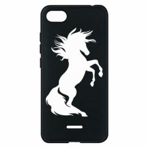 Phone case for Xiaomi Redmi 6A Horse on hind legs