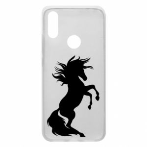 Phone case for Xiaomi Redmi 7 Horse on hind legs