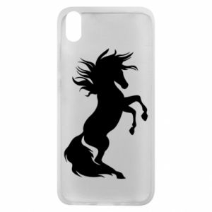 Phone case for Xiaomi Redmi 7A Horse on hind legs