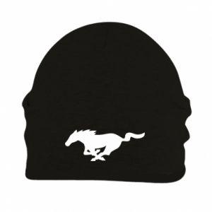 Czapka polarowa Horse running - PrintSalon