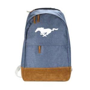 Miejski plecak Horse running - PrintSalon