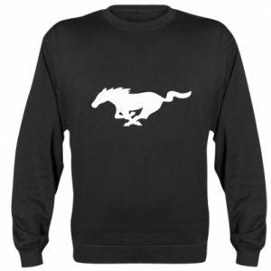 Bluza (raglan) Horse running - PrintSalon