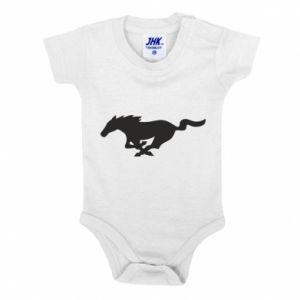 Body dla dzieci Horse running - PrintSalon