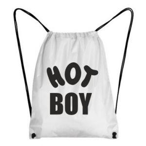 Plecak-worek Hot boy