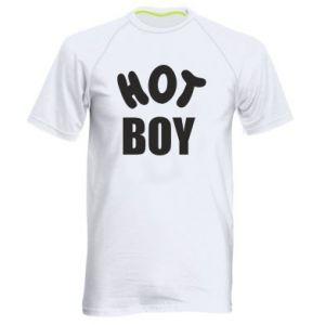 Koszulka sportowa męska Hot boy