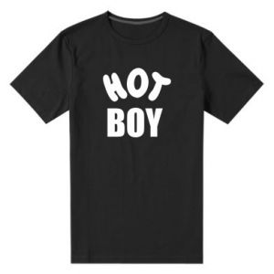 Men's premium t-shirt Hot boy