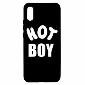 Etui na Xiaomi Redmi 9a Hot boy
