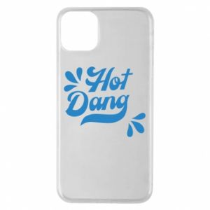 Etui na iPhone 11 Pro Max Hot Dang