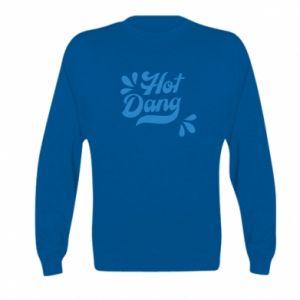 Bluza dziecięca Hot Dang