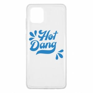 Etui na Samsung Note 10 Lite Hot Dang