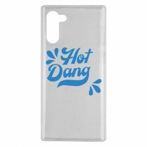 Etui na Samsung Note 10 Hot Dang