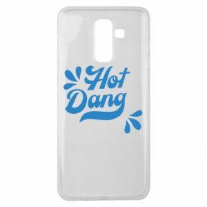 Etui na Samsung J8 2018 Hot Dang