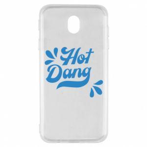 Etui na Samsung J7 2017 Hot Dang