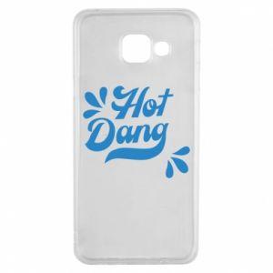 Etui na Samsung A3 2016 Hot Dang