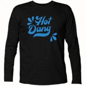 Koszulka z długim rękawem Hot Dang