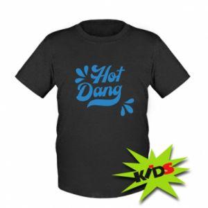 Dziecięcy T-shirt Hot Dang