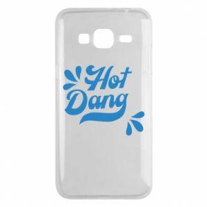 Etui na Samsung J3 2016 Hot Dang