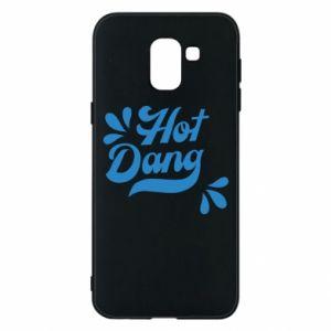 Etui na Samsung J6 Hot Dang