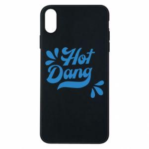 Etui na iPhone Xs Max Hot Dang