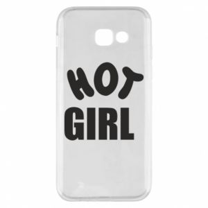 Etui na Samsung A5 2017 Hot girl