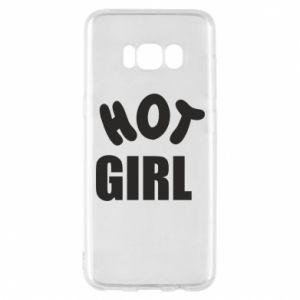 Etui na Samsung S8 Hot girl