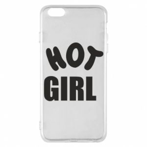 Etui na iPhone 6 Plus/6S Plus Hot girl