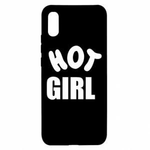 Xiaomi Redmi 9a Case Hot girl