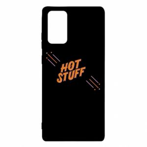 Etui na Samsung Note 20 Hot stuff