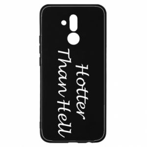 Etui na Huawei Mate 20 Lite Hotter than hell