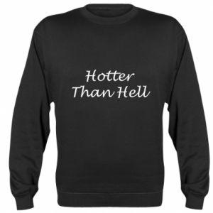 Bluza Hotter than hell