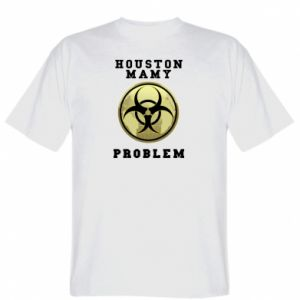 T-shirt Houston we have a problem