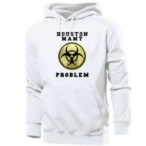 Men's hoodie Houston we have a problem