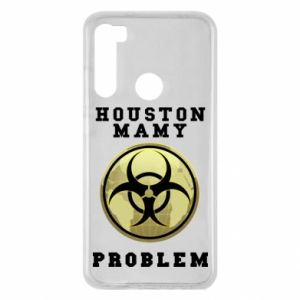 Xiaomi Redmi Note 8 Case Houston we have a problem