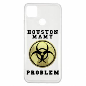 Xiaomi Redmi 9c Case Houston we have a problem