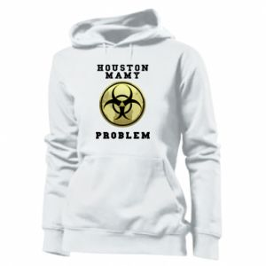 Women's hoodies Houston we have a problem