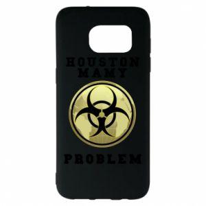 Samsung S7 EDGE Case Houston we have a problem