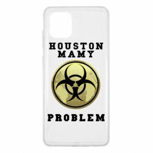 Samsung Note 10 Lite Case Houston we have a problem