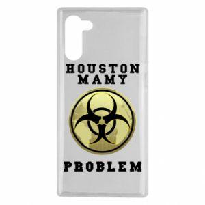 Samsung Note 10 Case Houston we have a problem
