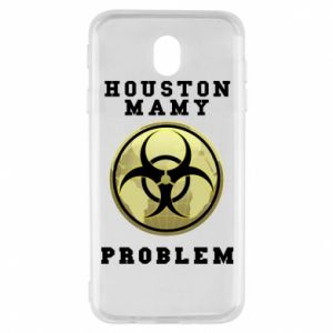 Samsung J7 2017 Case Houston we have a problem