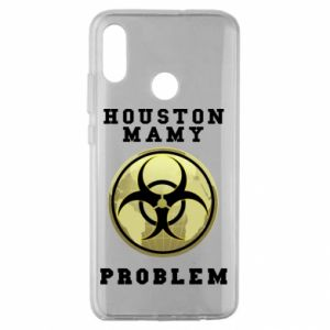 Huawei Honor 10 Lite Case Houston we have a problem